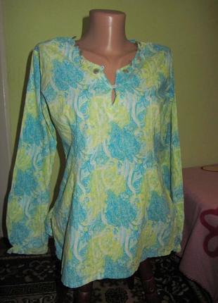 Легкая блуза oliver