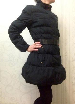 Пуховик, зимнее пальто колокольчик германия1