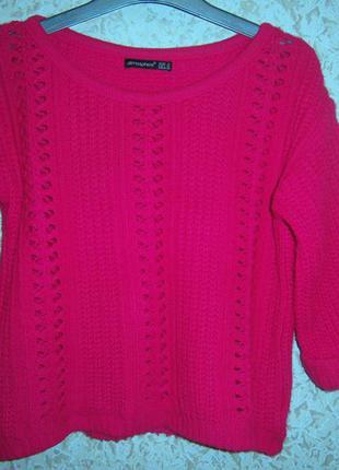 Вязаный свитер atmosphere