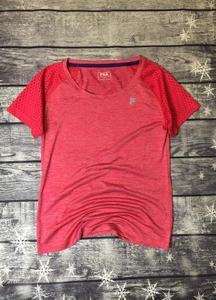 Женская спортивная футболка fila