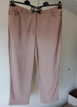 Женские брюки большого размера, ньюанс