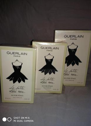 La petite robe noire. guerlain.