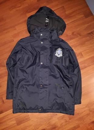 Куртка парка на 9-10л