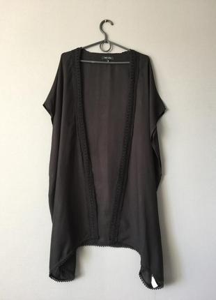 Легкая накидка в стиле бохо new look 10--44-46 размер.