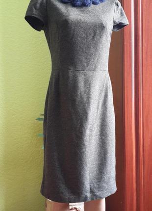 Шикарное платье миди от sisley