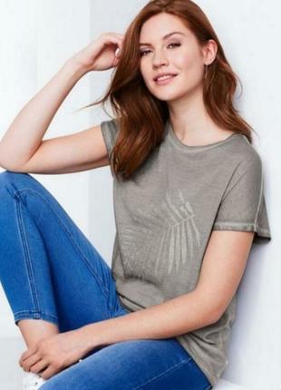 Винтажная футболка с принтом тсм чибо германия размер 40/42 евро=46-48