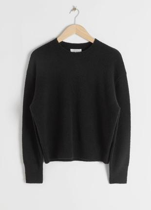& other stories базовый свитер, джемпер