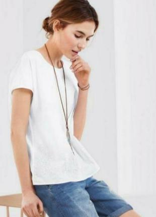 Романтическая блузка с декоративной вышивкой от тсм чибо (германия)