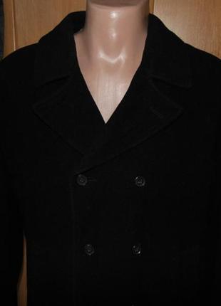 Пальто от angelo litrico m/52 шерсть
