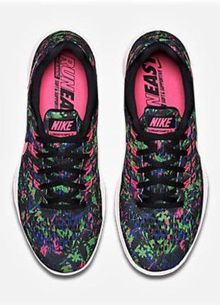 Nike lunartempo 2 print супер-кроссы, р 38,5.5