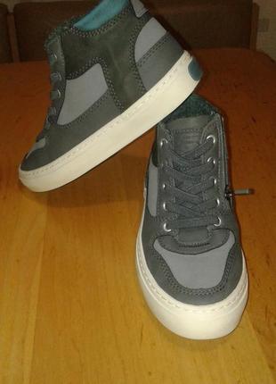 Ботинки кеды zara boys    демисезон   р. 31  20 см в идеале