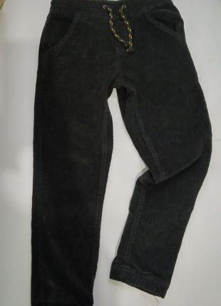 Классные модные брюки микровельвет