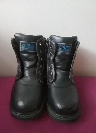 Clibee ботинки сапожки зимние 27 размер