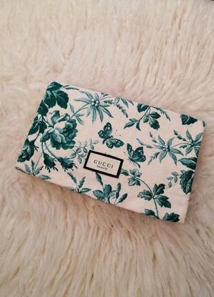 Тканевая сумка gucci bloom на магнитах, оригинал гуччи