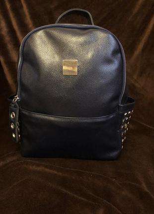 Рюкзак с эко кожи