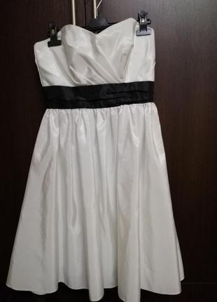 Біле плаття, сукня, платье