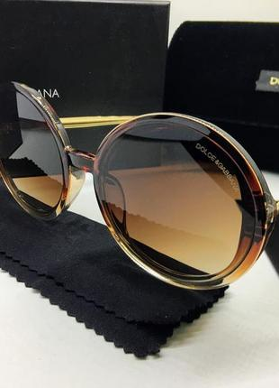 Женские солнцезащитные очки dolce&gabbana