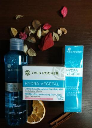 Набор hydra увлажнение для сухой и нормальной кожи ив роше yves rocher