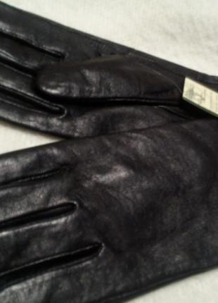 Кожа 100%,перчатки мужские с утеплителем