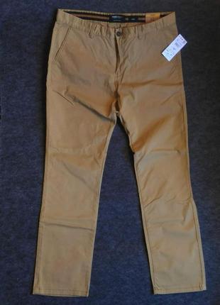 Хлопковые джинсы размер xl