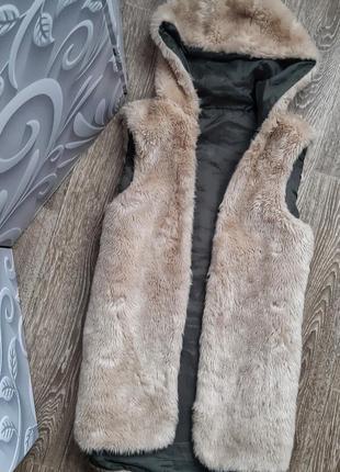 Крутая жилетка от #asos