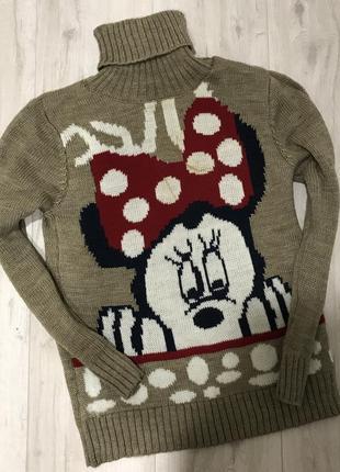 Удобный, комфортный свитер