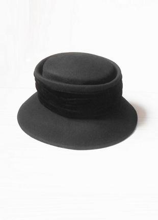 Шерстяная фетровая шляпа 🌺