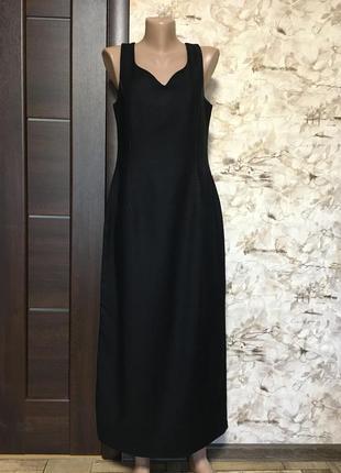 Изумительное натуральное платье,лён caren pfleger