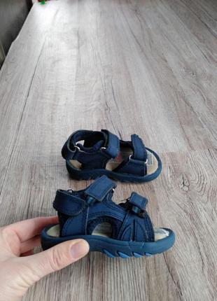 Jaja maman bebe сандали босонижкы ,босоніжки сандалі для хлопчика 19 - 20