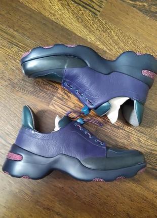Новые ботинки camper кроссовки  почти незаметный нюанс массивные кроссы