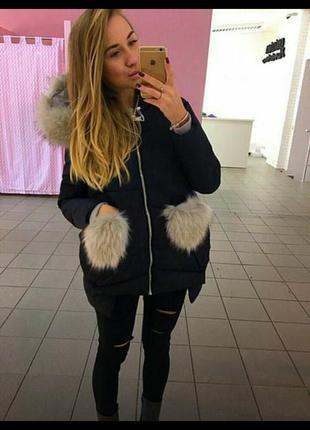Пуховик куртка3
