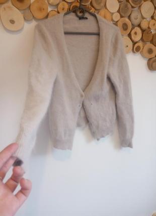 Ангора свитерок