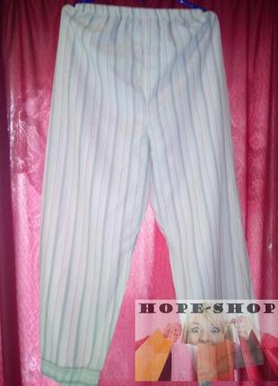 💞домашние пижамные брюки в полоску.распродажа