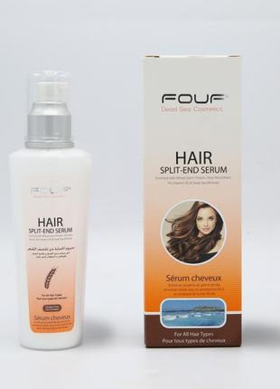 Сыворотка для волос fouf dead sea cosmetics