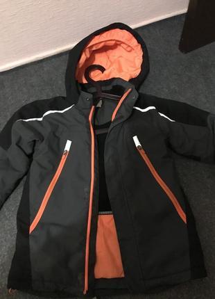 Куртка парка next