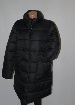 Шикарная черная курточка