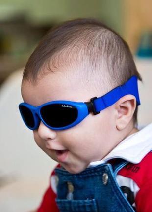 Детские солнцезащитные очки idol eyes на 0-2года