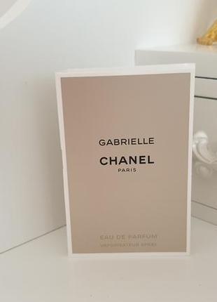 Пробник парфюма chanel gabrielle