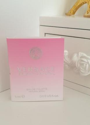 Пробник парфюма versace