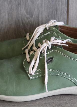 Стильные туфли, мокасины jomos 47-48. нат. кожа