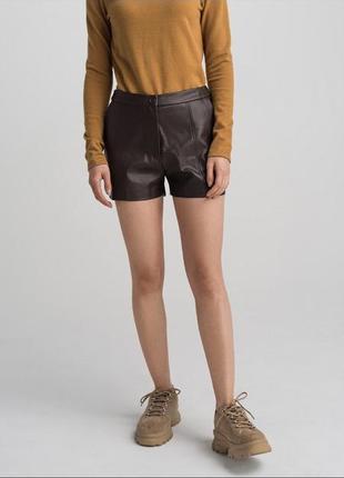 Красивые шорты под кожу