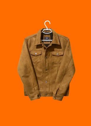 Bershka, курточка bershka, мужская курточка, осенняя курточка, замшевая курточка