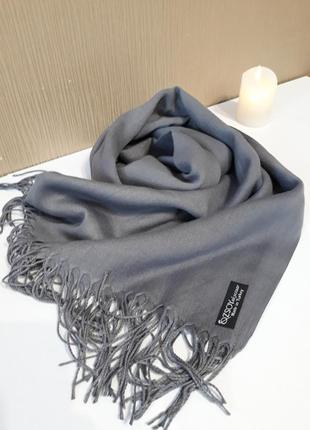 😍красивейший турецкий кашемировый шарф шаль палантин расцветки