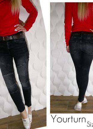 Крутейшие байкерские джинсы yourturn