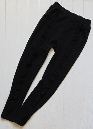 Новые штаны для девочки. reserved. размер 11-12 лет