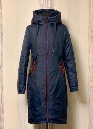 Демісезонне пальто 46-56 розміру