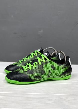 Футзалки adidas adizero f5 original 42.5 бампы копочки футбольные