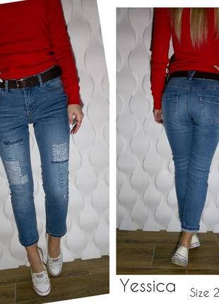Очень красивые джинсы yessica