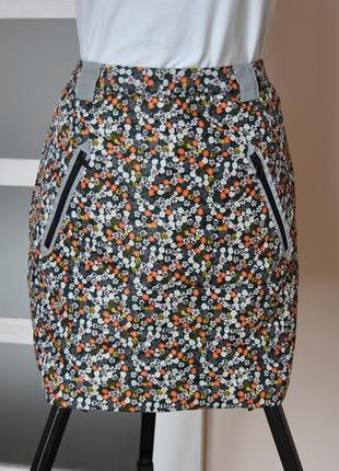 Юбка adidas двухсторонняя / спідниця adidas
