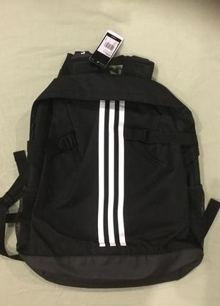 Рюкзак спортивный адидас adidas оригинал чёрный